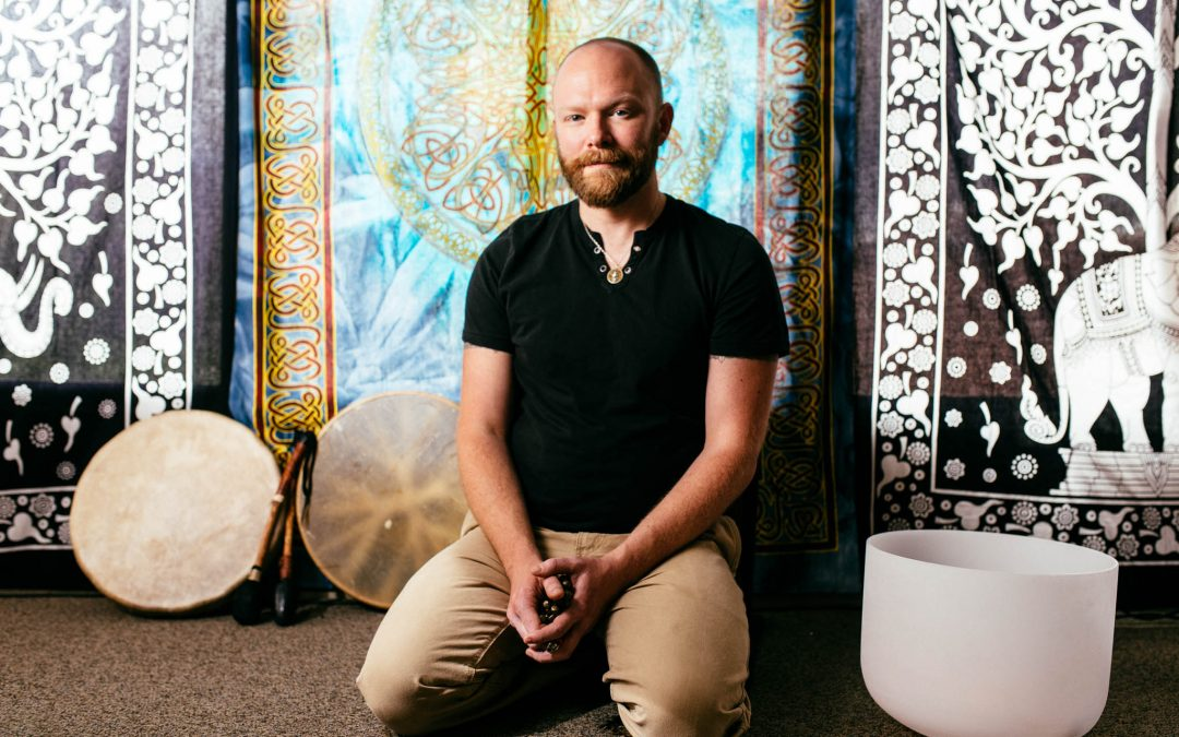 #24 Psychedelic Cannabis, Breathwork & Exploring DMT Space with Daniel McQueen